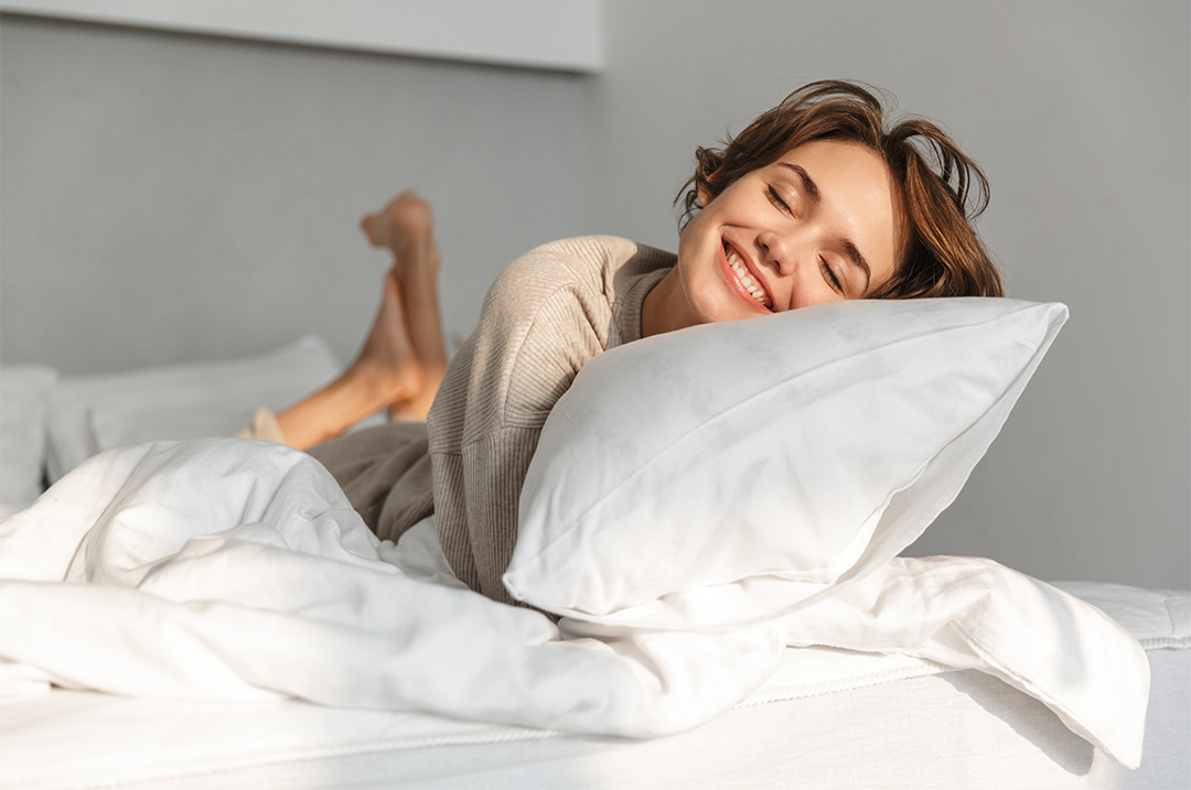 Better Sleeps Starts with Quality Bedding